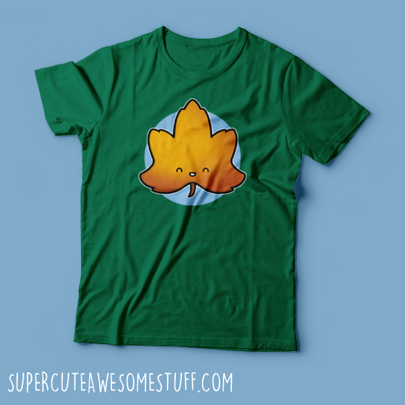 Fall Is Cute T-Shirt