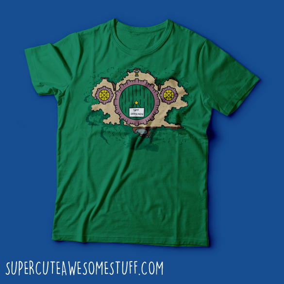 Gone Adventuring T-Shirt