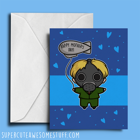 Empty Child Mother's Day Card - Doctor Who Card