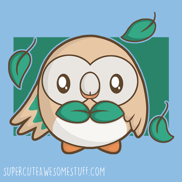 Cute Rowlett T-Shirt