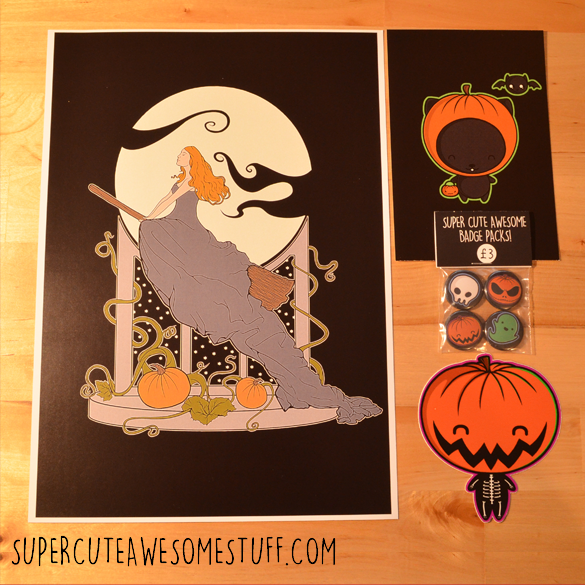 Super Cute Awesome Halloween Pack