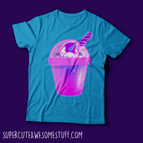 Tastes Like Magic - Unicorn Frappuccino T-Shirt