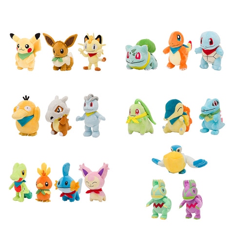 Pokemon Mystery Dungeon: Rescue Team DX - Plush
