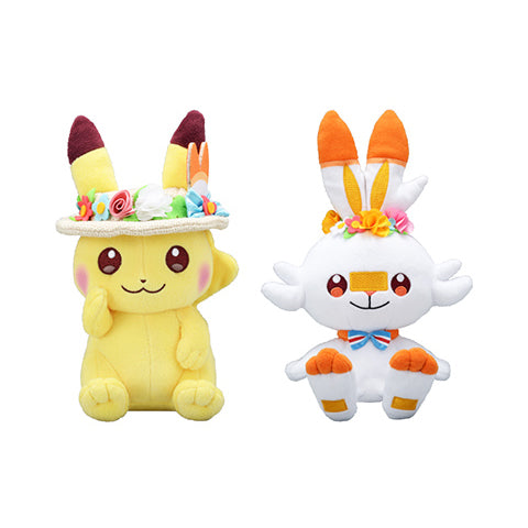 Pokemon Easter - Plush (PREORDER - April 4 Release)