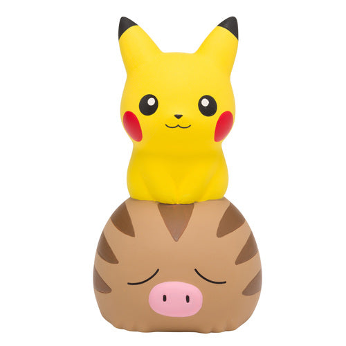 Pokemon Center Ceramic Ornament - Pikachu & Swinub
