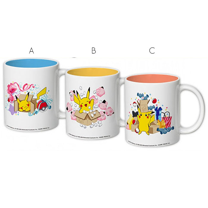 Pokemon Center Online 2016 Promotion Mug