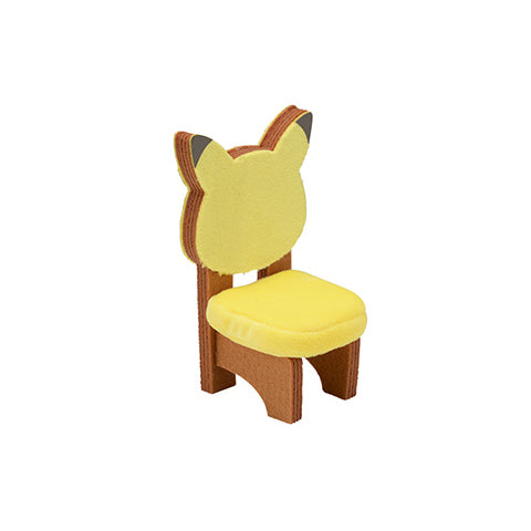 Pokemon Dolls House Plushie Series - Pikachu Chair