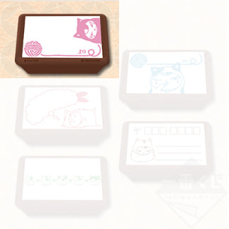 Natsume's Book of Friends - Nyanko Sensei Stamp