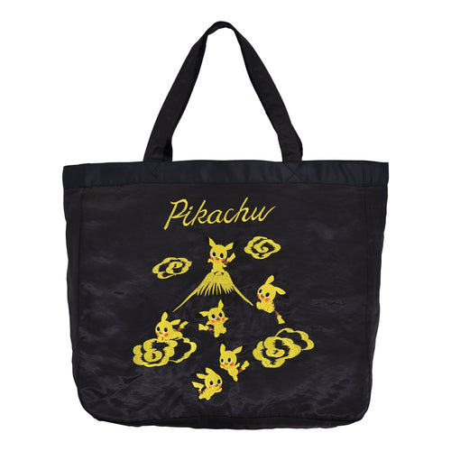 Pokemon Time - Skajan Style Pikachu Tote Bag