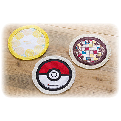 Pokemon Mini Round Towel