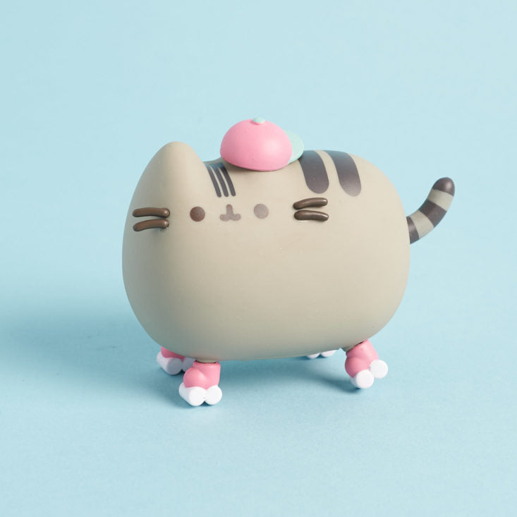 Roller Skating Pusheen Vinyl Figure
