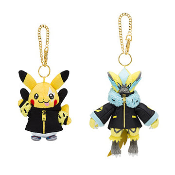 Pokemon Rock Festival - Mascot Plush