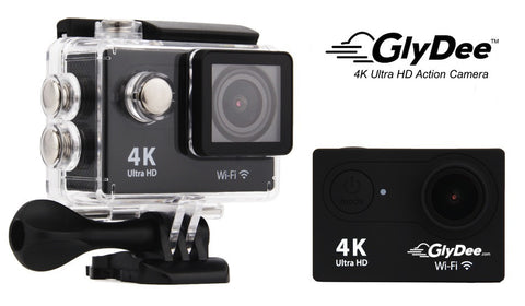 GlyDee™ 4K Action Camera & Accessories Bundle - ™GlyDee.com - 3