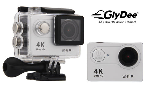 GlyDee™ 4K Action Camera & Accessories Bundle - ™GlyDee.com - 1