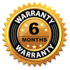 GlyDee 6 Month Warranty