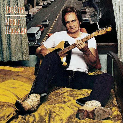 Merle Haggard - Big City