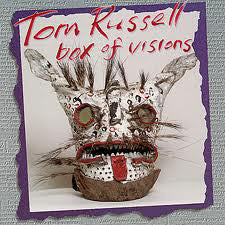 Tom Russell - Box Of Visions - Shop Busted Flat Records