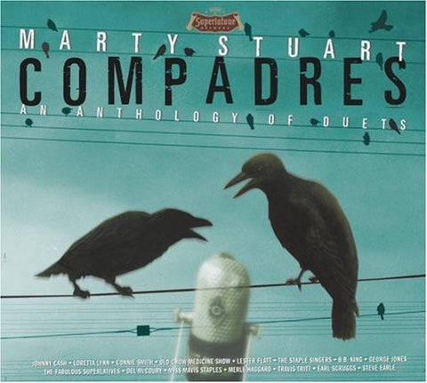 Marty Stuart - Compadres - Shop Busted Flat Records