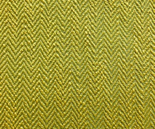 Herringbone Lime - 100% Poly - Sold By The Yard