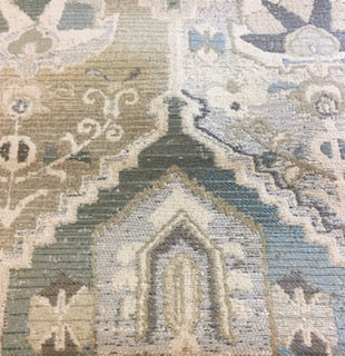 """Bombay Haze"" 100% Poly - Upholstery, Pillow & More - Sold By The Yard"