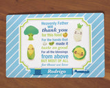 Personalized Kids Placemats