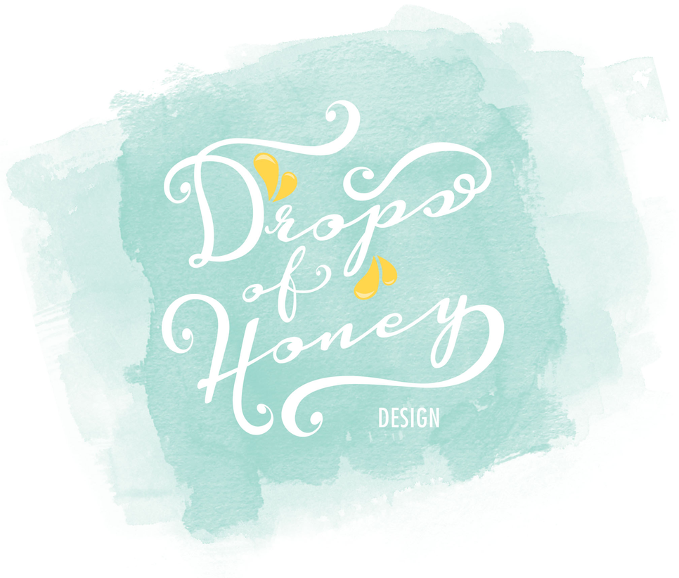 Drops of Honey Design
