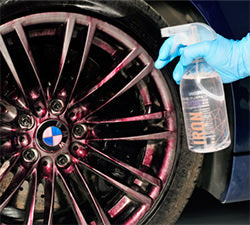 Wheel Cleaning