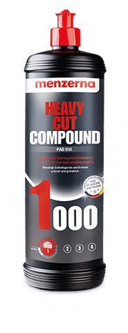 Menzerna Heavy Cut Compound 1000