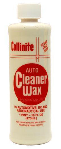Collinite Auto Cleaner Wax 325