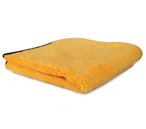 GreenZ Gold Plush Microfiber Towel