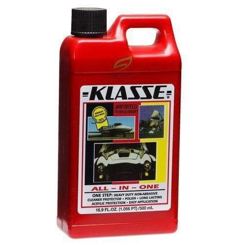 Klasse All-In-One Paint Cleaner & Polish – GreenZ Car Care