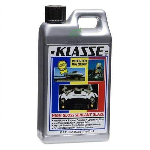 Klasse High Gloss Sealant Glaze – GreenZ Car Care