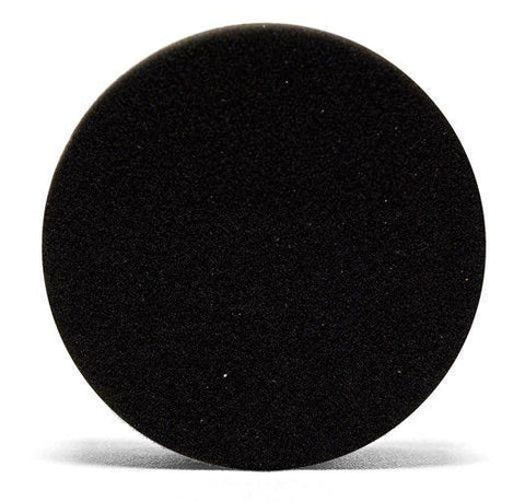 "4 "" Lake Country Flat Black Finishing Pad"