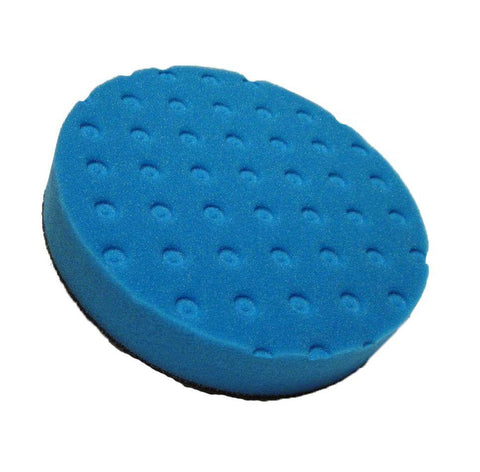 "5.5 "" Lake Country CCS Blue Foam Pad"