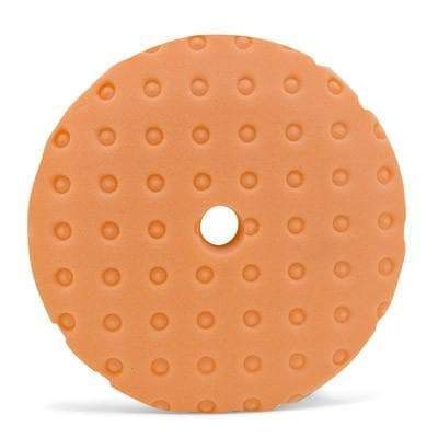 "7.5 "" Lake Country CCS Orange Foam Pad"