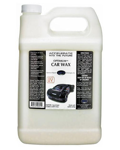 128 oz. Optimum Car Wax