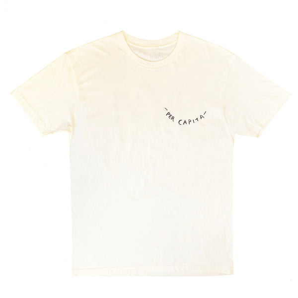 "Basquiat ""Per Capita - Crown"" Unisex T-shirt"