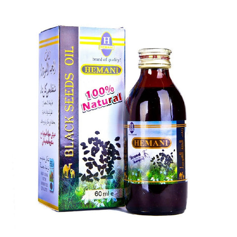 Hemani Black Seed Oil (60ml)