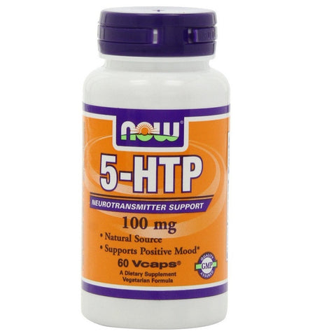 5-HTP Capsules 100mg,60 Count