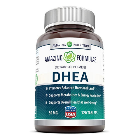 DHEA Supplement (50mg,120 Tablets)