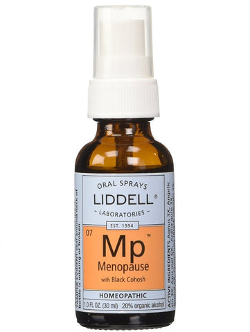 Liddell Homeopathic Menopause Spray(1 Ounce)
