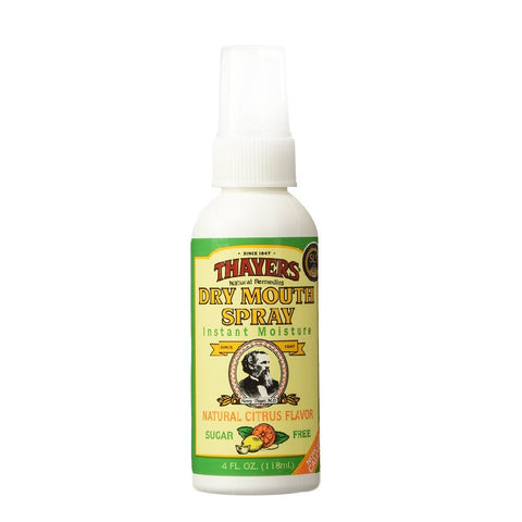 Sugar-Free Dry Mouth Spray(4 Ounce)