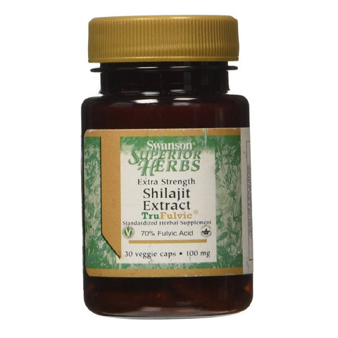 Extra Strength Shilajit Extract