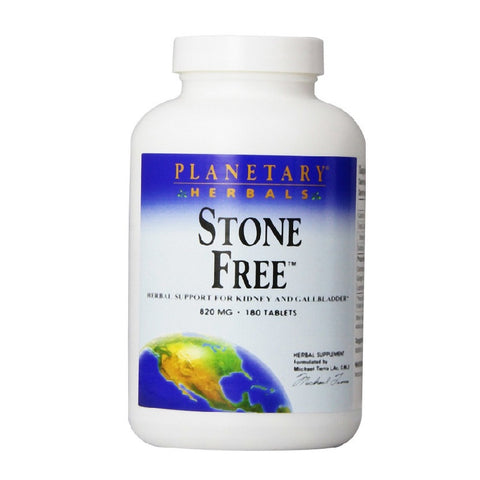 Kidney And Gall Stone Free(820 mg, 180 tablets)