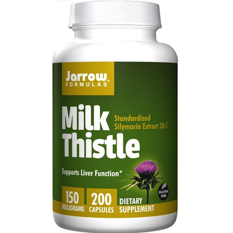 Milk Thistle Silymarin Extract 30:1 Ratio(150 Capsule, 200Capsules)