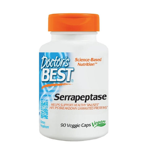 Best Serrapeptase (40, 000 Units),90-Count