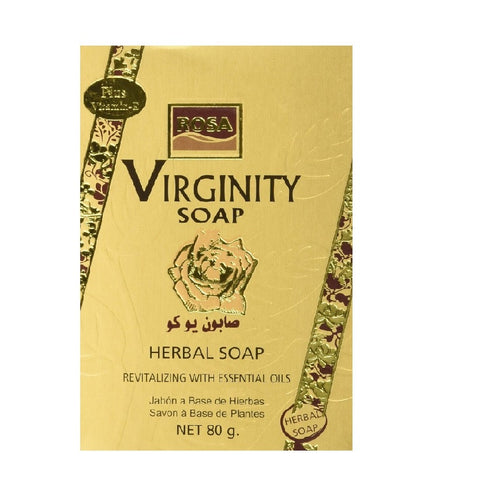 Rosa Herbal Tightening Virginity Soap