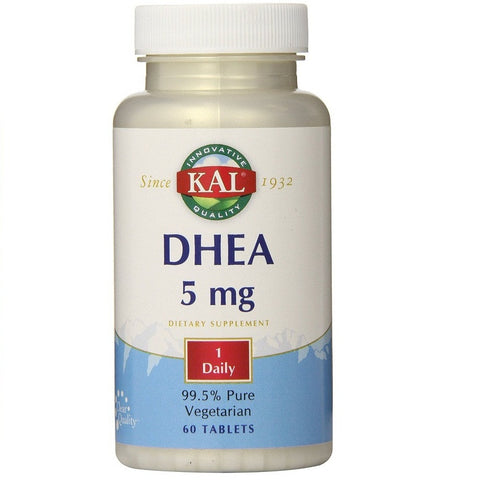 DHEA-5 Supplement(5mg,60Capsules)