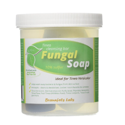 Fungal Soap For Tinea Versicolor,Eczema,Jock Itch Etc