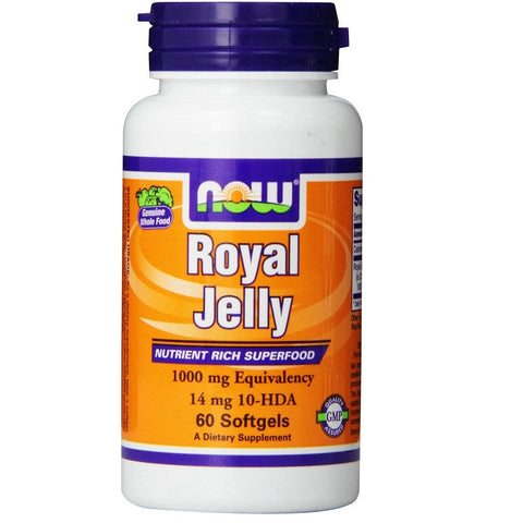 Royal Jelly Propolis (1000mg,60 Softgels) Expires June/18